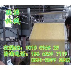 慈溪油皮机,联浩腐竹油皮机,油皮机生产线图片