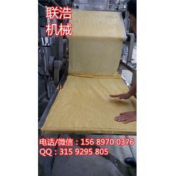 江门新型腐竹机|新型腐竹机多少钱一套|联浩全自动腐竹机生产线图片