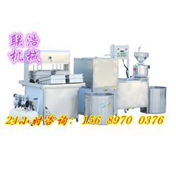 吉林哪里卖全自动豆腐机器-全自动豆腐机视频图片