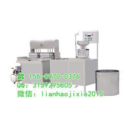 联浩豆腐内酯豆腐机器|许昌豆腐机|2015新款智能豆腐机图片