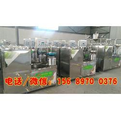 全自动豆腐机多少钱一台 全自动豆腐机 大型豆腐机生产线图片