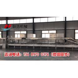 自动油皮机 全自动腐竹机 生产线自动油皮机器图片