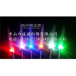 LED麦穗灯古镇光立方同款LED麦子灯营造风吹麦浪浪漫情景图片