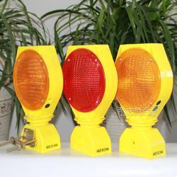 路障警示灯太阳能供电图片