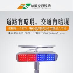 LED太阳能爆闪灯生产专家晗琨交通设施图片