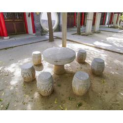 久宏雕塑、石桌石凳、石桌石凳图片