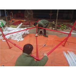 钢架蹦极跳床|钢架蹦极|乐之源图片