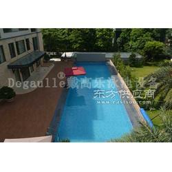 拼装游泳池可拆装游泳池工程法国戴高乐圆您泳池梦想图片