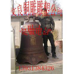 怡轩阁雕塑(图),加工铜钟,铜钟