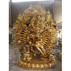 怡轩阁雕塑|大型藏佛铜像|宜春藏佛铜像图片