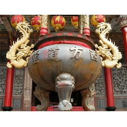 怡轩阁雕塑、日照铜香炉、铜香炉厂家图片