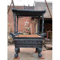 铜香炉铸造厂|湖州铜香炉|怡轩阁雕塑
