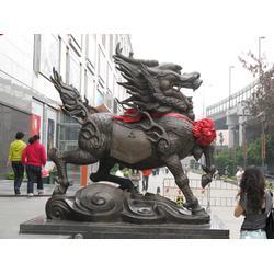 怡轩阁雕塑(查看),湖北青铜麒麟工艺品图片