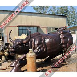 中山铜牛雕塑,怡轩阁雕塑,铜牛雕塑加工厂图片
