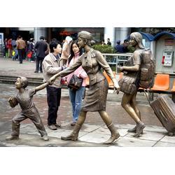 广州人物雕塑_怡轩阁雕塑_人物雕塑制作图片
