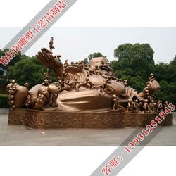 弥勒佛雕塑厂家、弥勒佛、怡轩阁雕塑(图)图片