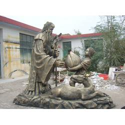 吉林人物雕塑_怡轩阁铜雕厂_广场人物雕塑图片