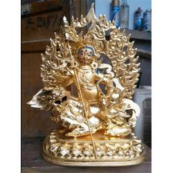 藏佛铜像厂家、吉林藏佛铜像、怡轩阁雕塑图片