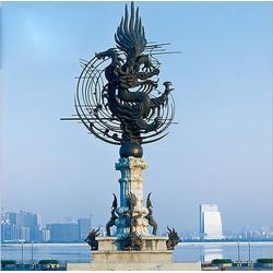 江西城市铜雕塑-怡轩阁铜雕厂-城市铜雕塑加工厂图片