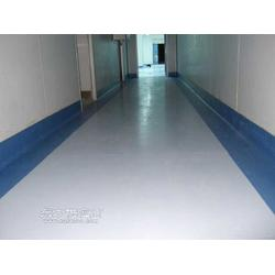 贺州防菌PVC地板施工图片