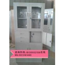 销售带保险柜的文件柜 定制铁皮加厚文件柜 更衣柜图片