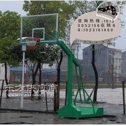 钢制篮球架 俞丽专卖国标篮球架 包安装哦可移动篮球架图片
