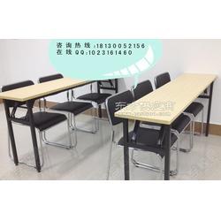 三人位折叠桌1.8米 折叠长条桌折叠摆摊桌图片