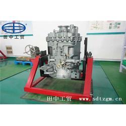 吉林省变速箱翻转架|厂家(在线咨询)重汽新型变速箱翻转架图片