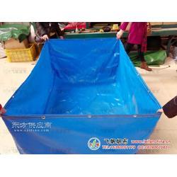 帆布蓄水池-帆布厂家-PVC涂塑布PA500-1图片