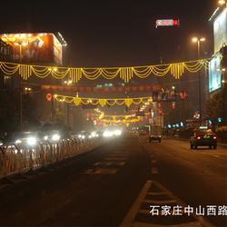 四平灯光隧道_大旗光电_led灯光隧道厂家图片