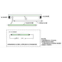 天津LED灯管、大旗光电、工业LED灯管图片