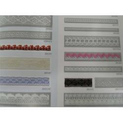 钩针蕾丝花边厂、黄江钩针蕾丝花边、东纺绳带厂图片