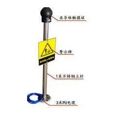 PS-A接触式人体静电消除报警器图片