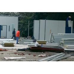 金色钢结构公司 安装活动板房-垫江活动板房图片