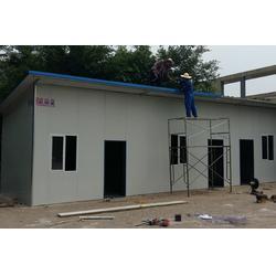 万州活动板房-彩板活动板房-金特尔钢结构图片