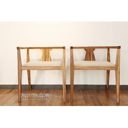 美时美器-味家虎纹重竹单人靠背椅图片