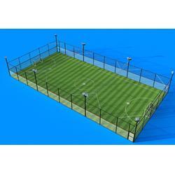 笼式足球场尺寸|大有健身器材|笼式足球图片