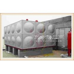 专业供应不锈钢消防保温水箱图片