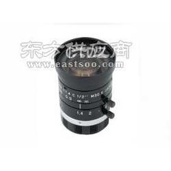 HHF6M工业FA镜头双锁定百万定焦镜头6mmF1.4光圈1/2C口图片