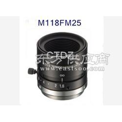 Tamron镜头腾龙M118FM25工业定焦镜头25mmC口1/1.8手动光圈F1.6-16腾龙工业镜头机器视觉FA镜头图片
