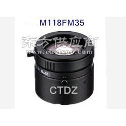Tamron镜头腾龙M118FM35-II高清镜头35mmC口1/1.8手动光圈F1.4-22腾龙工业镜头机器视觉FA镜头图片