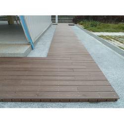 亚茂公司(图),工厂直销非木塑户外地板,枞阳县地板图片