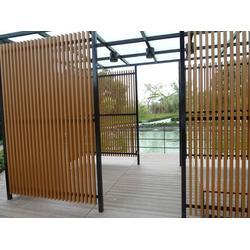户外塑料格栅,栅栏-涿州市格栅,栅栏-亚茂公司图片