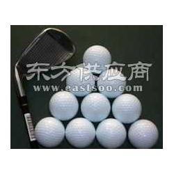高尔夫双层橡胶Surlyn材质耐打练习球图片