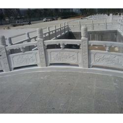 雕刻汉白玉栏杆围栏-汉白玉栏杆围栏-天正伟业一线石雕厂家图片