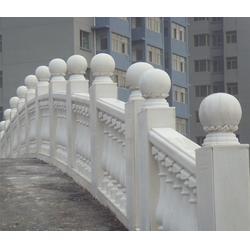 白色汉白玉栏杆报价-汉白玉栏杆报价-天正伟业质优价廉(查看)批发