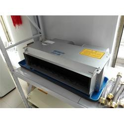 卧式暗装风机盘管安装、威克空调(已认证)、卧式暗装风机盘管图片