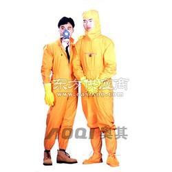 全棉连体服装-防护服定做-奥其服装公司图片