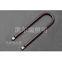 U型红宝石电热管图片