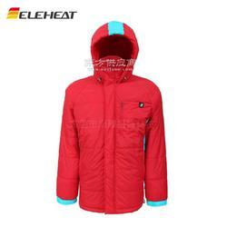 ELEHEAT智能保暖外套加热御寒外套冬天发热电热外套可充电欢迎OEM图片